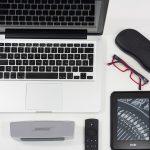 laptop en kindle