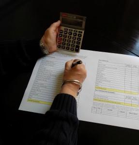 formaliteiten checklist lening aanvraag