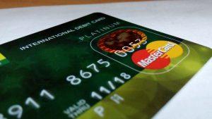 kredietkaart master card